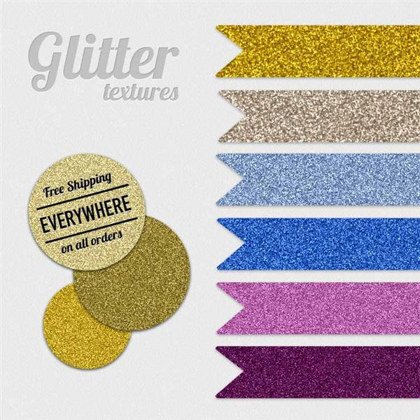 Glitter Photoshop Patterns Seamless