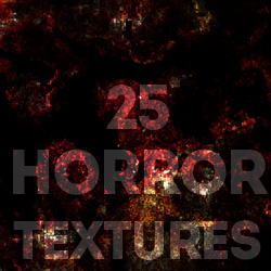Spine-chilling Horror Textures for Photoshop Macabre Art psd-dude.com Resources