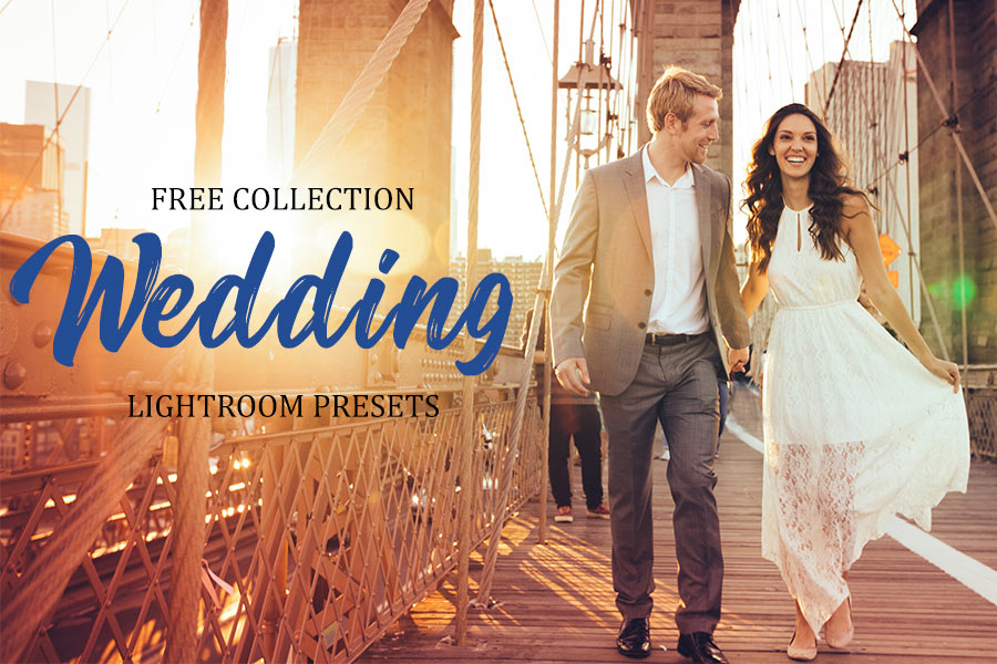 Free Collection Of Lightroom Presets For Wedding Photography psd-dude.com Resources