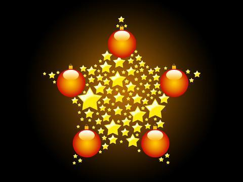 Design a Christmas Star Photoshop Tutorial