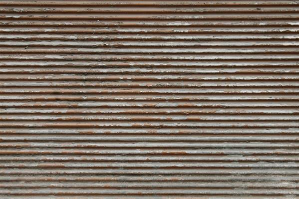 Grungy Old Metal Texture with Rust