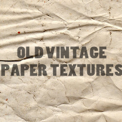 Old Vintage Paper Textures for Designers psd-dude.com Resources