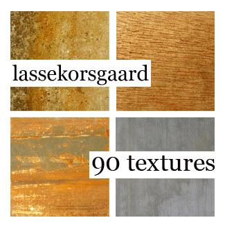 90 Wooden Textures Pack